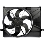 Radiator Fan Assembly Without Controller - Dorman# 620-492