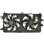Radiator Fan Assembly Without Controller - Dorman# 620-639