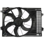 Radiator Fan Assembly Without Controller - Dorman# 620-792