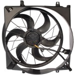 Radiator Fan Assembly Without Controller - Dorman# 621-017