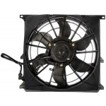 Radiator Fan Assembly Without Controller - Dorman# 621-212