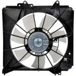 One Radiator Fan Assembly Left Only Dorman 621-364