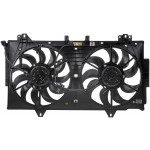 Dual Fan Assembly Without Controller - Dorman# 621-402
