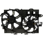 Radiator Fan Assembly Without Controller - Dorman# 621-421