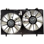 Radiator Fan Assembly Without Controller (Dorman# 621-530)