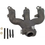 Right Exhaust Manifold Kit w/ Hardware & Gaskets Dorman 674-186