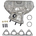 Left Exhaust Manifold Kit w/ Hardware & Gaskets Dorman 674-512