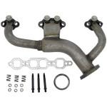 Left Exhaust Manifold Kit w/ Integrated Converter & Hardware Dorman 674-531