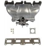 Left Exhaust Manifold Kit w/ Hardware & Gaskets Dorman 674-662 USA Made