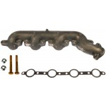 Left Exhaust Manifold Kit w/ Hardware & Gaskets Dorman 674-746