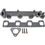 Exhaust Manifold Kit - Includes Required Gaskets And Hardware - Dorman# 674-954