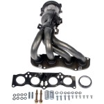 Integrated Exhaust Manifold With Converter - Tubular (Dorman# 674-966)