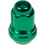 New Green Acorn Nut Lock Set 1/2-20 - Dorman 711-235F