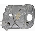 Power Window Regulator And Motor Assembly - Dorman# 741-269