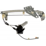 Power Window Regulator w/ Motor (Dorman 748-040) Front Left