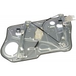 One New Front Left Power Window Regulator Dorman 749-342