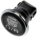 Start Stop Button Replacement - Dorman# 76830