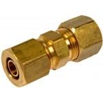 New Fuel Line Compression Union - Adapts Nylon to Nylon Tube - Dorman 800-226