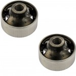 Kit of 2 Suspension Control Arm Bushings (Dorman 905-508) Lower Front