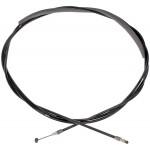 Trunk Lid Release Cable - Dorman# 912-316 Fits 07-11 Kia Rio , Kia 5