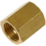 Inverted Flare Fitting-Union-5/16 In. - Dorman# 490-332