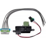 Blower Motor Resistor Kit with Harness (Dorman# 973-407)