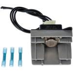 Blower Motor Resistor Kit With Harness - Dorman# 973-561