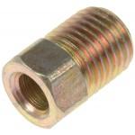 Steel Nut-Brass - Dorman# 490-296.1
