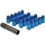 New Blue Spline Drive Lock Set 1/2-20 - Dorman 711-255D