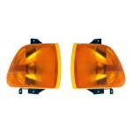 PR of Left & Right Side Marker Lights for 00-09 Sterling 888-5303,888-5304