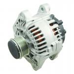 New Replacement Alternator 11189N Fits 10-13 Kia Forte 2.4 H/Back Sedan 110Amp