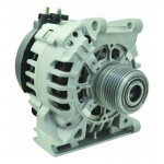 One New Replacement IR/IF 90A 12V Alternator 22851N