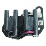 New Block Ignition Coil CUF176 Fits 95-99 Hyundai Accent 1.5