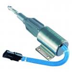Fuel Cut- off Solenoid 12V FCS1008 For Cummins 3926411 John Deere RE502473 H/D