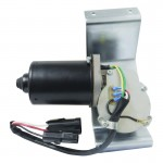 12 Volt Heavy Duty Wiper Motor 61250342 for Thomas Buses Assembly W/ Dual Plug