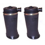 Two New Westar AS-7002 Rear Air Springs (Left and Right)