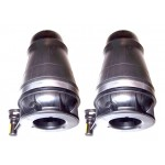 Two New Westar AS-7054 Rear Air Springs (Left and Right)